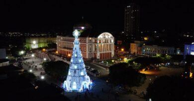 Programação natalina estimula economia nos arredores do Largo de São Sebastião