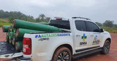Autazes monta operação emergencial para transportar oxigênio